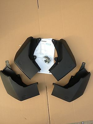 Front And Rear Mud Flap Set For Land Rover Discovery 3 Flaps