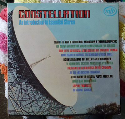 Various ‎– Constellation - An Introduction To Essential Stereo ‎Vinyl, LP, Album