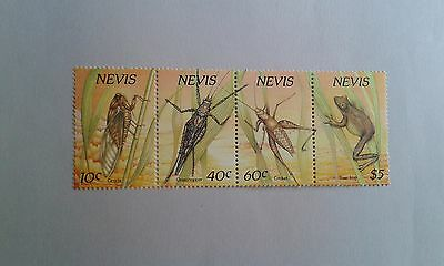 Nevis stamps 1989