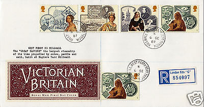 1987 Victorian Britain - RM - West Ferry Rd, Milwall CDS