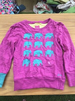 Joules Age 7 Jumper