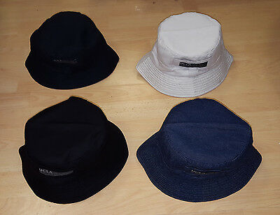 wholesale   30 PCS TOP QUALITY DOUBLE LAYER COTTON BUCKET HATS Navy  £2    EACH