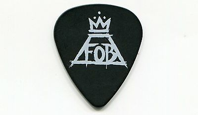 FALL OUT BOY 2014 Save Rock And Roll Tour Guitar Pick!!! custom concert stage #1