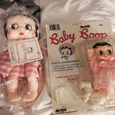 "Vintage Betty Boop"" Baby Boop""  Dolls Collectibles"