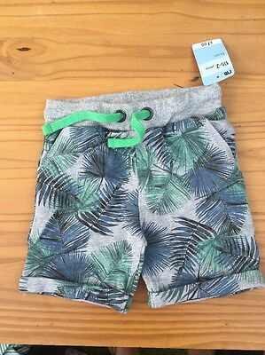 Mothercare Shorts Brand New Age 18/24 Months