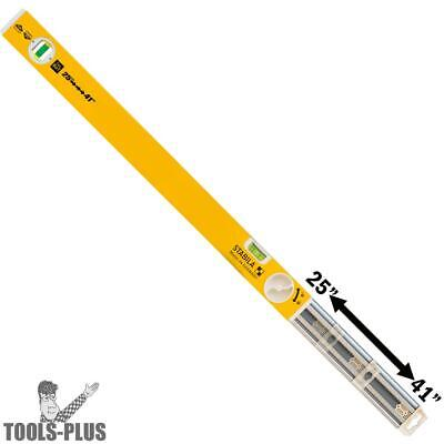 "Stabila 29441 80T 25"" - 41"" Adjustable Length Level New"