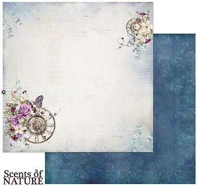 49 and Market SCENTS OF NATURE 12x12 Scrapbook Paper BEAUTY ABOUND SN-85618 2pcs