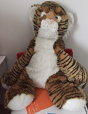 Toys R Us Giant Tiger Cuddly Plush Soft Toy