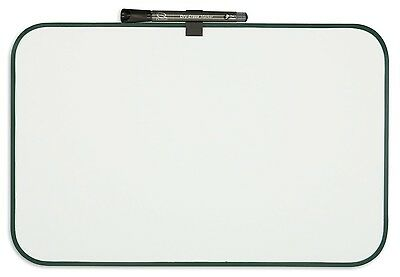 """Magnetic Whiteboard Dry Erase Fridge Board 11""""x 17"""" Small Size Frame Color Vary"""
