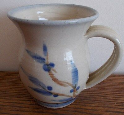 Scottish - Highland Pottery, Newtonmore - Hand Painted Mug - MINT
