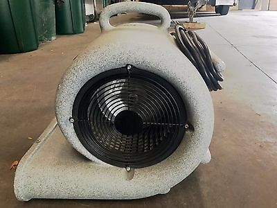 Viking 2200 Ex Centrifugal Air Mover Blower Carpet Dryer 2.5A/2.3A 2 Speed