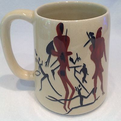 Drosty Ware Mug (south African Pottery,1950s)
