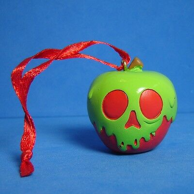 Poison Apple from Snow White Mini Disney Sketchbook Ornament 2016 NEW