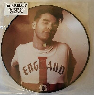 Morrissey Glamorous Glue Picture Disc