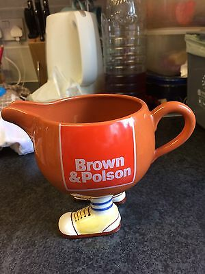 Brown And Polson Vintage Gravy Boat