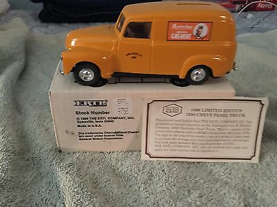 1950 GAS & ELEC Co Truck and Bank by ERTL