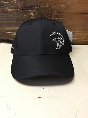 New Srt Hellcat Black Cap  W/ Silver Writing! One Size Fits All