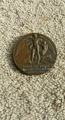 royal airforce medal