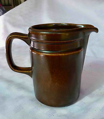 Wedgwood Sterling 70's Gravy or Milk Jug: Perfect Condition