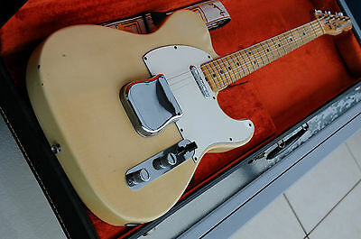 American 1973/74  All Original Fender Telecaster Electric Guitar  Orig Hard Case