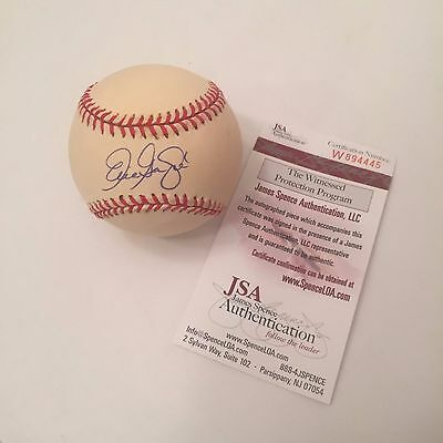 Eric Gagne Signed National League Baseball MLB JSA