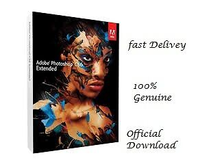 Adobe Photoshop CS6 Extended MAC / WINDOWS Life Time Activation (full version )