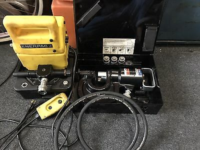 Huskie SH-70M Hydraulic Punch Set