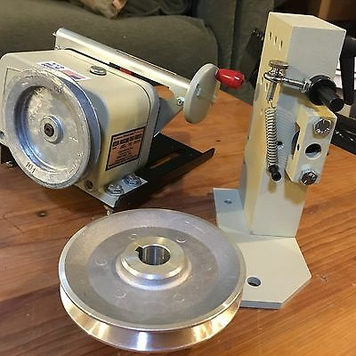 Industrial Sewing AAP22 Metering Devise W/SE-2 Zero Max Driven,Folder & Assembly