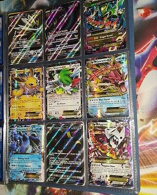 Pokemon Tcg deck Lot 60+ cards GUARANTEED 1 EX/GX/MEGA/ULTRA RARE
