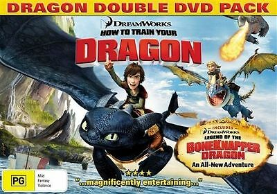 How To Train Your Dragon (DVD, 2010, 2-Disc Set)