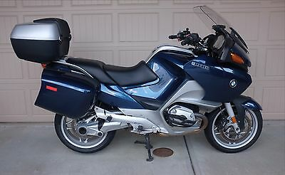 2007 BMW R-Series  2007 BMW r1200rt Motorcycle Low Miles