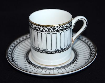 Wedgwood COLONNADE Demitasse/Coffee Can Cup and Saucer (multiple avail) R4340