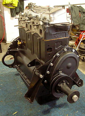 TRIUMPH TR4 4A ENGINE  fully reconditioned