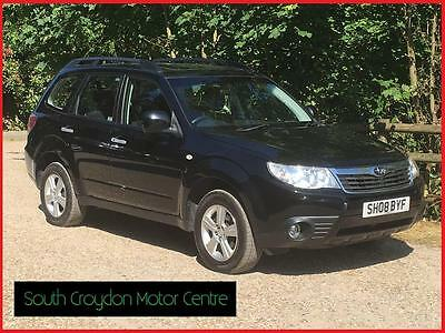 2008 '08 Subaru Forester 2.0 XS 5dr