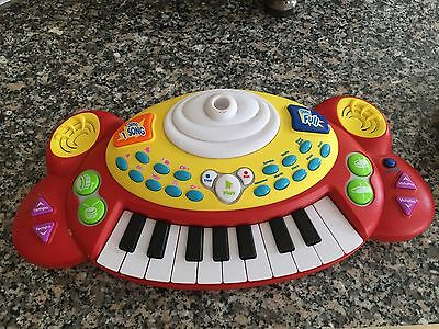 Toy With Keyboard And Several Different Tunes