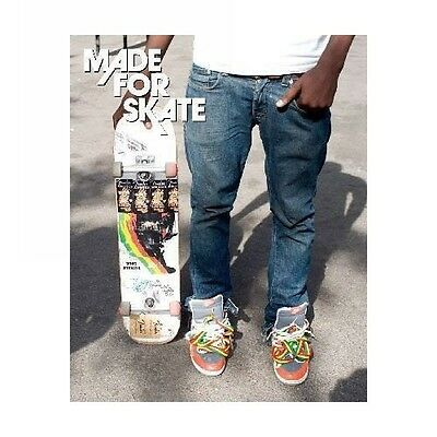 Made For Skate Softcover Book
