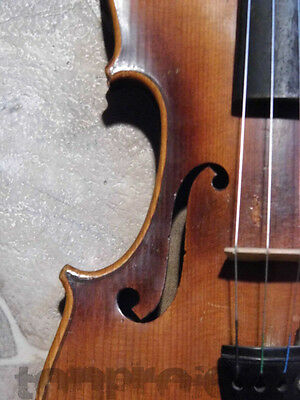 fine old 4/4 quality VIOLIN 小提琴 Geige fiddle バイオリン GERMANY  ~1920s