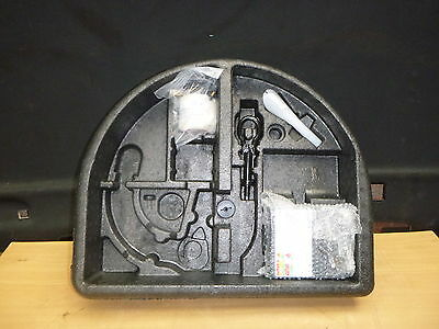 Ford Fiesta Mk8 / Mk9 Spare Wheel Emergency Kit And Surround