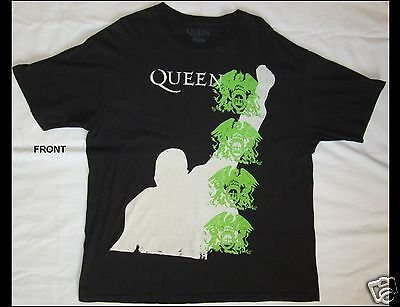 QUEEN Size XL Black T-Shirt