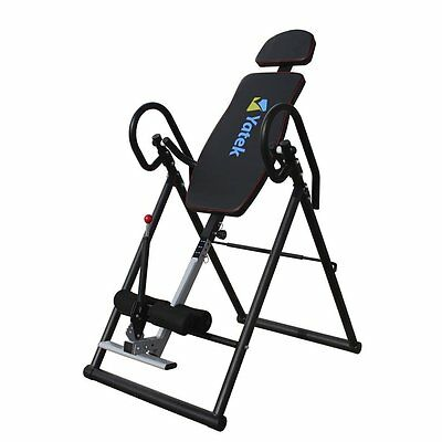 Inversion Table Foldable Yatek ECO with total inversion, supports a weight of