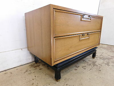 RARE American of Martinsville Mid Century Modern Bachelor Chest Stand Credenza