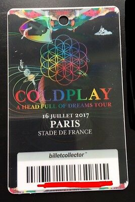 2 places COLDPLAY