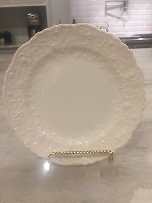 Antique ROSE POINT by STUEBENVILLE / POPE-GOSSER:  SINGLE BREAD PLATE 6 3/8""