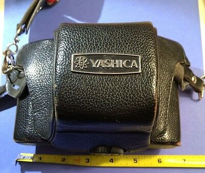 Camera Vintage Yashica TL Electro X w/ Lens, Case & Hippy Strap See Photos 4 Det