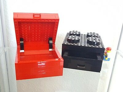 Official Lego Storage Boxes x2