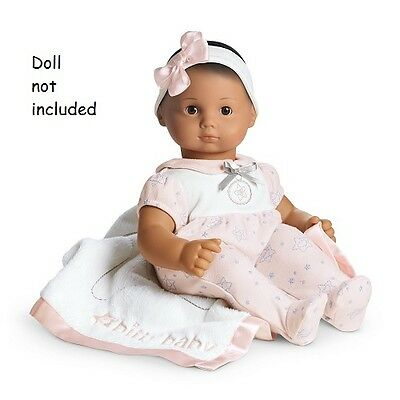 American Girl Bitty Baby Sparkle Sweetie Set  Brand NEW in AG Box