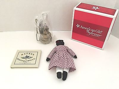 American Girl Addy's Bedroom Accessories    Brand NEW in AG Box
