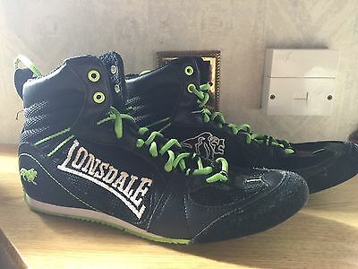 Lonsdale Boxing Boots