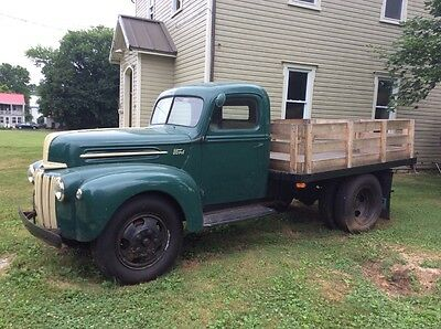 1946 Ford Other Pickups Flatbed 46 Ford Truck