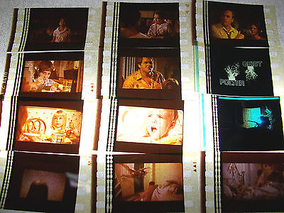 POLTERGEIST Film Cell Lot of 12 - collectible compliments dvd poster